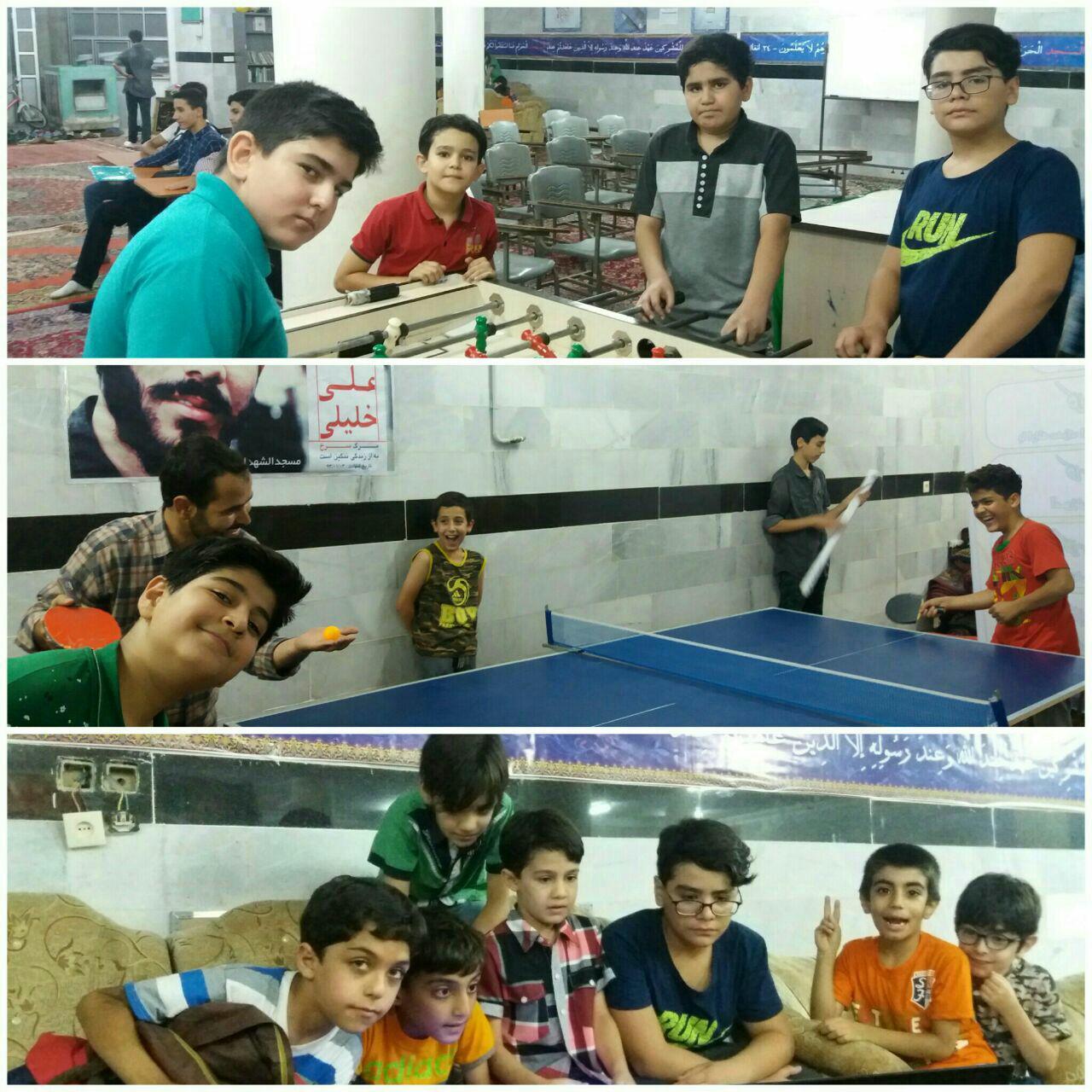 دغدغه ای از نوع تعطیلی و فراغت تابستانی/المپیاد فرهنگی ورزشی در روستاهای البرزبرای اولین بار راه اندازی می شود