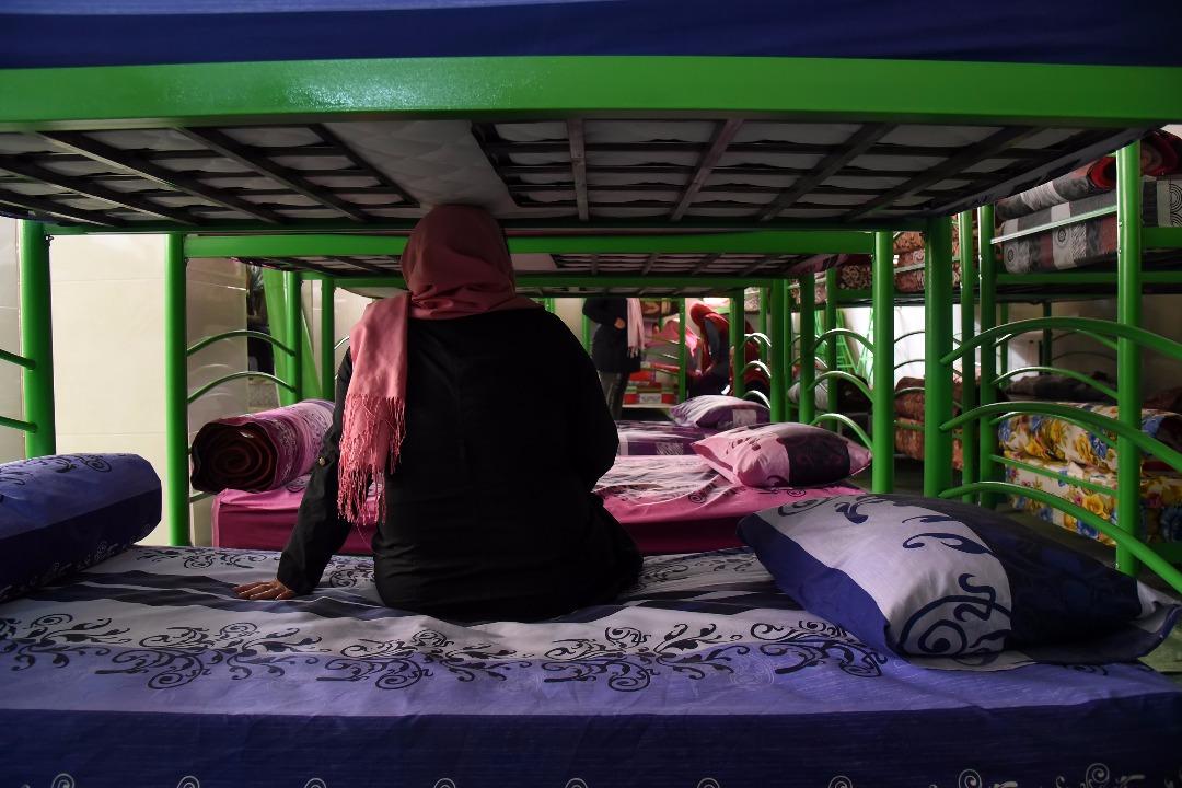 تی سی خانه امن برای زنان بی خانمان/ عدم پذیرش خانواده یا فرد مانع درمان کلی اعتیاد/لزوم ورود خیران و ارگان های متولی برای بقای تی سی