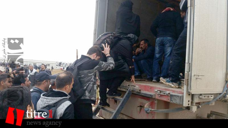 افزایش حجم تردد از مرزهای ایران و عراق